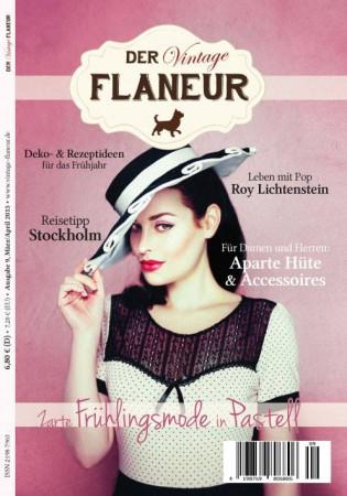 Vintage Flaneur Ausgabe 9 2015