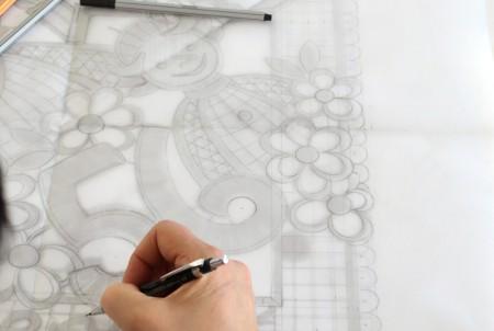 Design - neue Spitze entshet