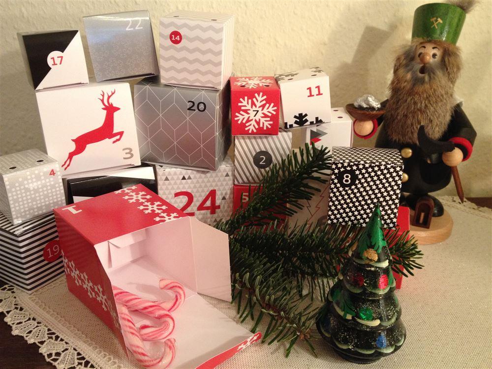 modespitze blog adventskalender weihnachten deko bannick ganz nat rlich 6 modespitze blog. Black Bedroom Furniture Sets. Home Design Ideas