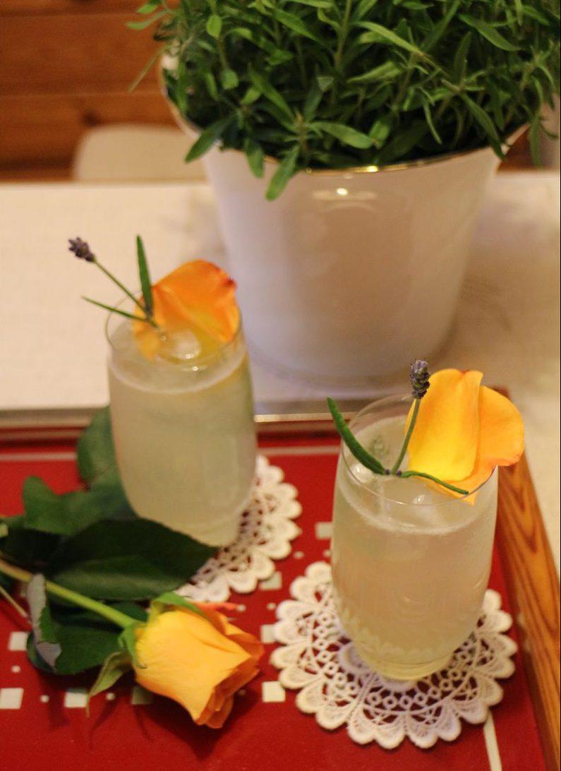 lavendel gin fizz lieblingscocktail f r den sommer blog. Black Bedroom Furniture Sets. Home Design Ideas