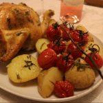Ein Sonntagsbraten – Provenzalisches Zitronenhähnchen