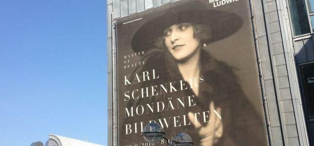 Die Ausstellung über Karl Schenker im Museum Ludwig in Köln