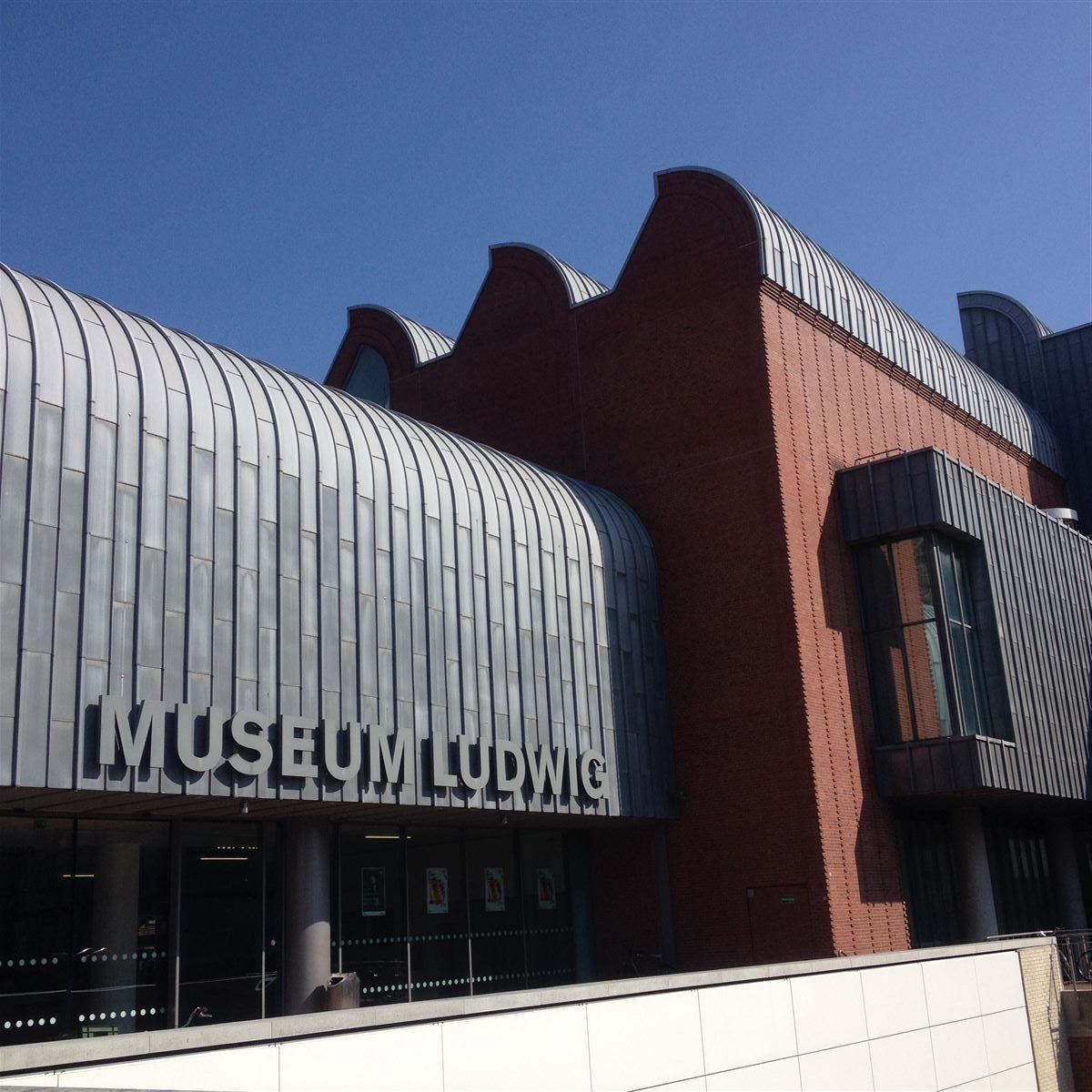 Museum Ludwig Ausstellung