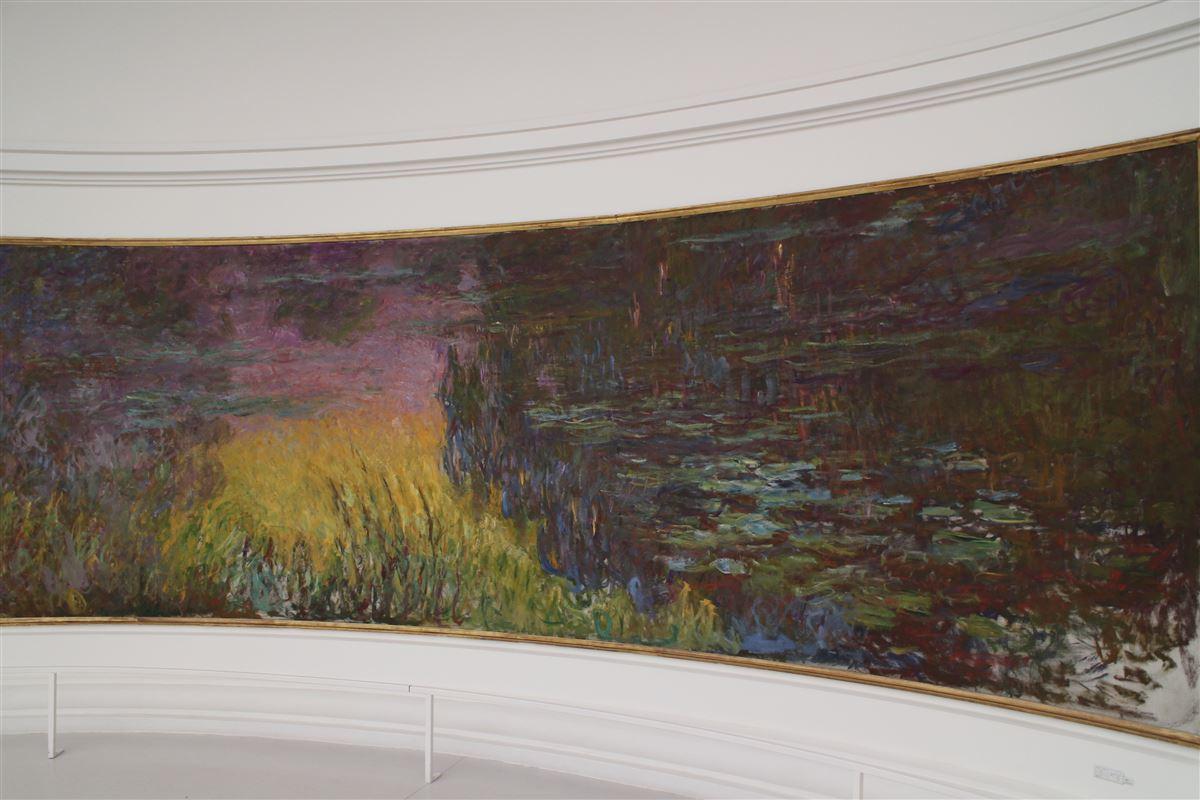 Monet Seerosen Paris