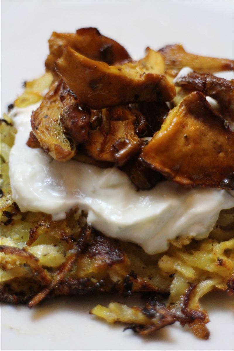 Delightful Rezept Für Vogtländische Bambes   Kartoffelpuffer