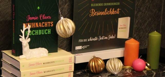 Vorstellung vom Weihnachtskochbuch von Jamie Oliver