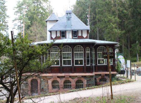 Spaziergang rund um Bad Elster Restaurant und Cafe Waldquell