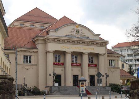 Das König Albert Theater - das Herzstück der Festspielstadt Bad Elster