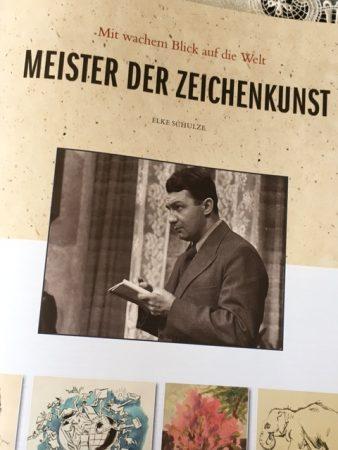 Erich Ohser alias e.o.plauen – die Werkausgabe von Elke Schulze