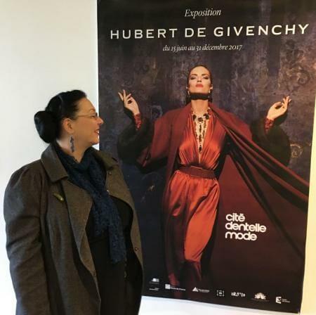 Hubert de Givenchy in Calais