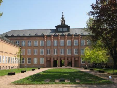 Grassimuseum - Innenhof