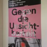 Gegen die Unsichtbarkeit – Designerinnen an den Deutschen Werkstätten in Hellerau