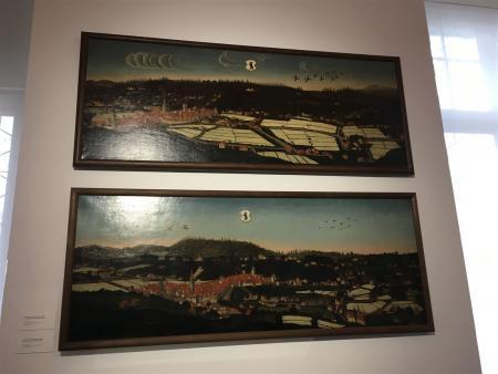 St. Gallen als Textilstadt im HVM Museum