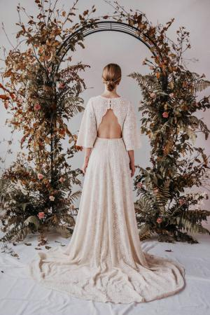 Yoora Studio Bratislava - nachhaltige Brautmode - Brautkleid, Sustainable Wedding Dress