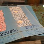 Ausstellung in der Schaustickerei Plauen gibt Einblick in alte Musterbücher