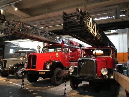 Zu Besuch im Saurer Museum in Arbon am Bodensee