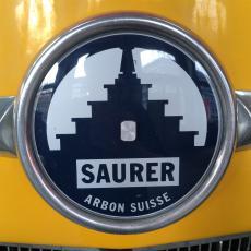 Das Saurer Museum in Arbon – von Textilmaschinen und großen Autos