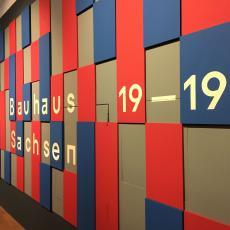 Bauhaus Sachsen im Grassimuseum in Leipzig