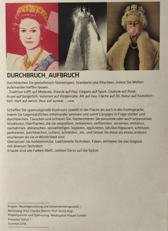 Spitzenfest Plauen - Modenschau 2019