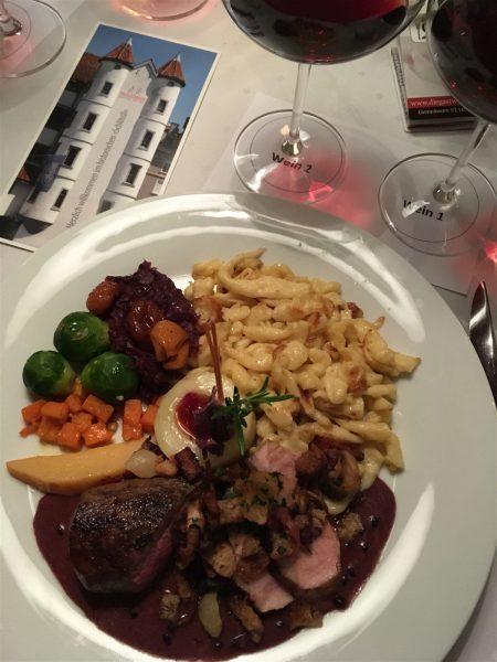 Schlössli St. Gallen Restaurant