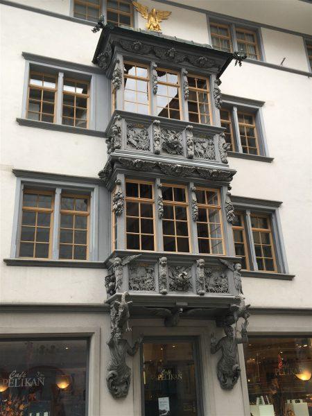 Die Erker von St. Gallen