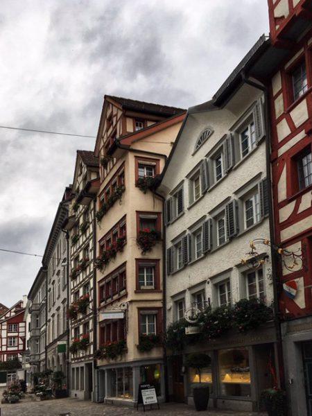 Rundgang Altstadt von St. Gallen