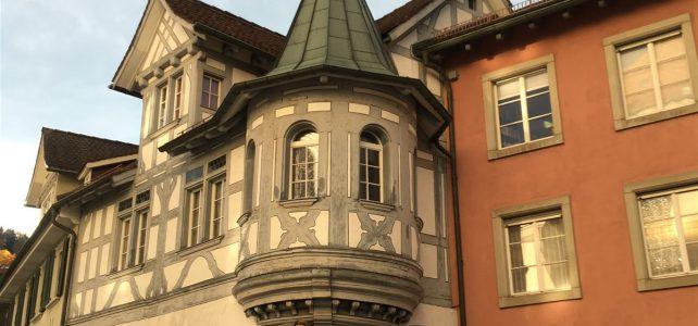 Rundgang durch die Altstadt von St. Gallen