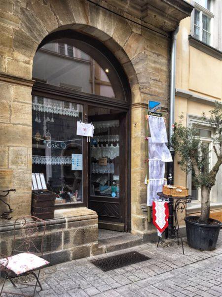 Café Spitz rein in Bamberg